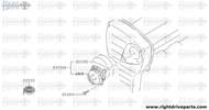 22100E - seal,O ring - BNR32 Nissan Skyline GT-R