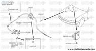 18930 - controller assembly,ASCD - BNR32 Nissan Skyline GT-R