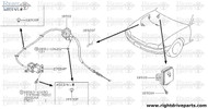 18930P - plug - BNR32 Nissan Skyline GT-R