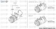 27630 - compressor, cooler - BNR32 Nissan Skyline GT-R