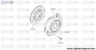 30210 - cover assembly, clutch - BNR32 Nissan Skyline GT-R