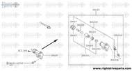 30620 - cylinder assembly, clutch operating - BNR32 Nissan Skyline GT-R
