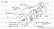 32010 - transmission assembly - BNR32 Nissan Skyline GT-R