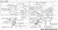 80300AC - bolt - BNR32 Nissan Skyline GT-R