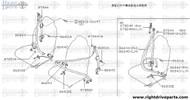 86830E - clip - BNR32 Nissan Skyline GT-R