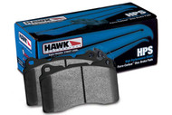 Hawk HPS Brake Pad - Rear - S15 Nissan Silvia