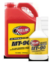 Redline MT-90 75W90 Gear Oil