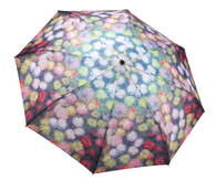 Monet's Chrysanthemum Umbrella
