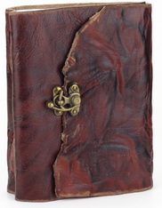 Antique Leather Journal
