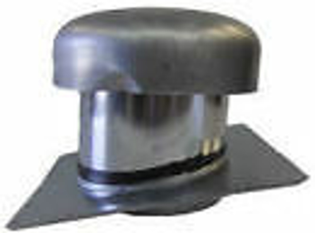 Ventline Bath Ceiling Exhaust Fan Roof Cap for Pitched Roof