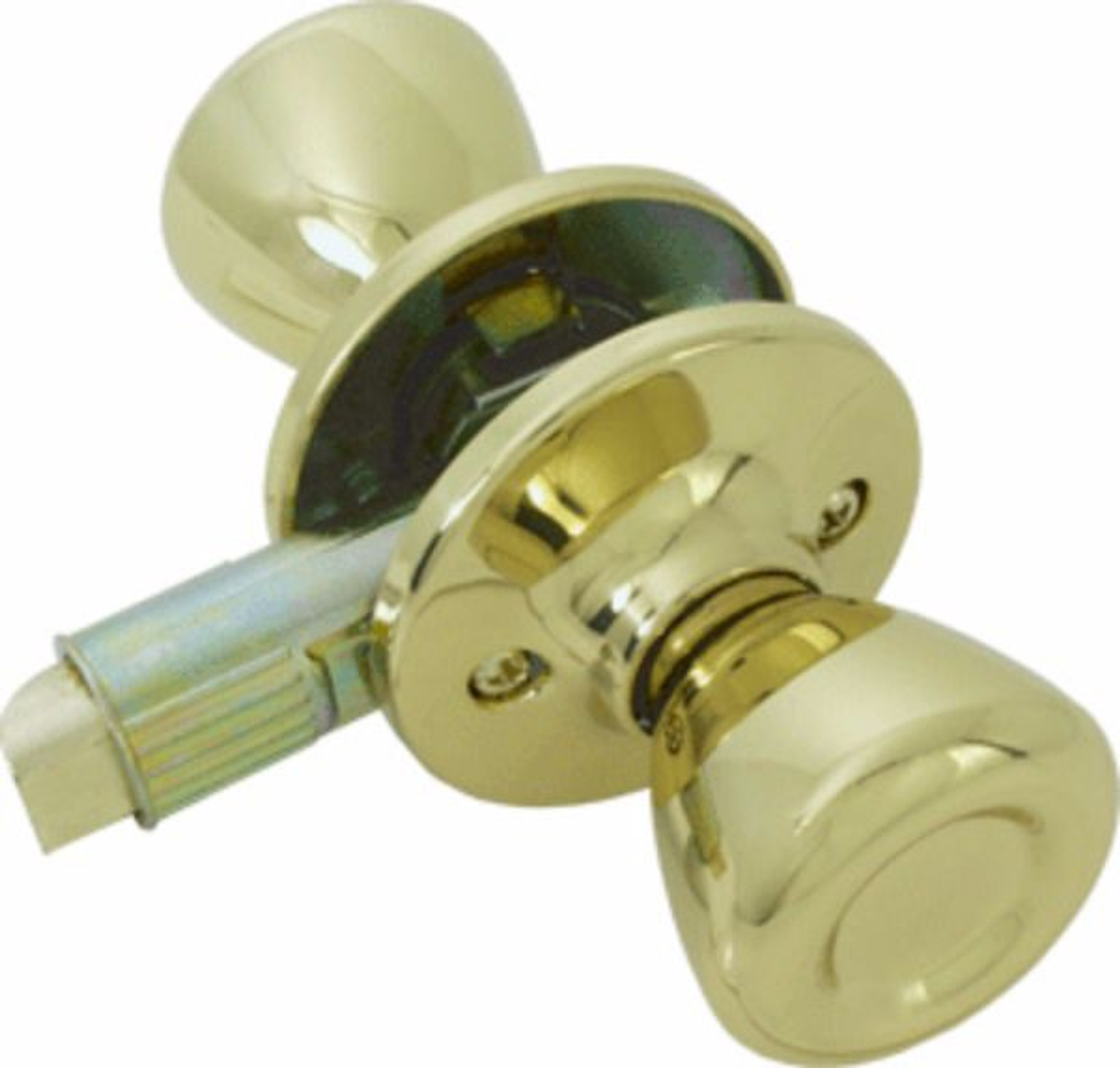 Brass Interior Passage Lock H S Mobile Home Supplies