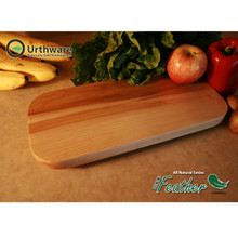 Eco-Feather small. All Natural Series Urthware cutting board