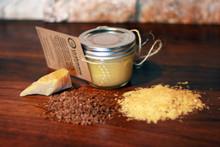 100% Organic Flax Oil, Organic Canadian Beeswax & Organic Carnauba Wax Blend