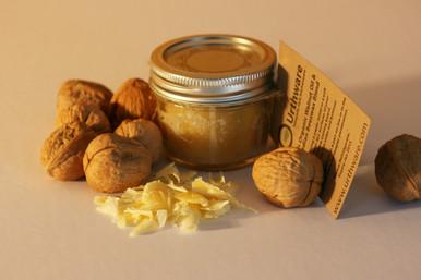 100% Organic Walnut Oil & Canadian Beeswax Blend