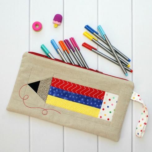 Colour My World Pencil Case