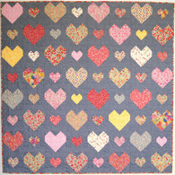 Kiss Chasey Quilt