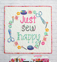 A fun play on words Mini Quilt