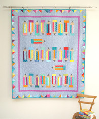 Coloured Capers Quilt