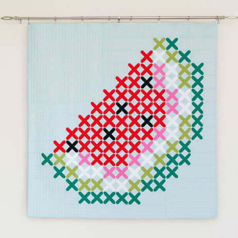 Watermelon Crush Quilt