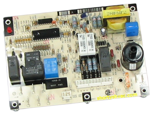 carrier control board. carrier lh33wp003a control board