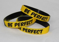 Black & Yellow Wrist Band