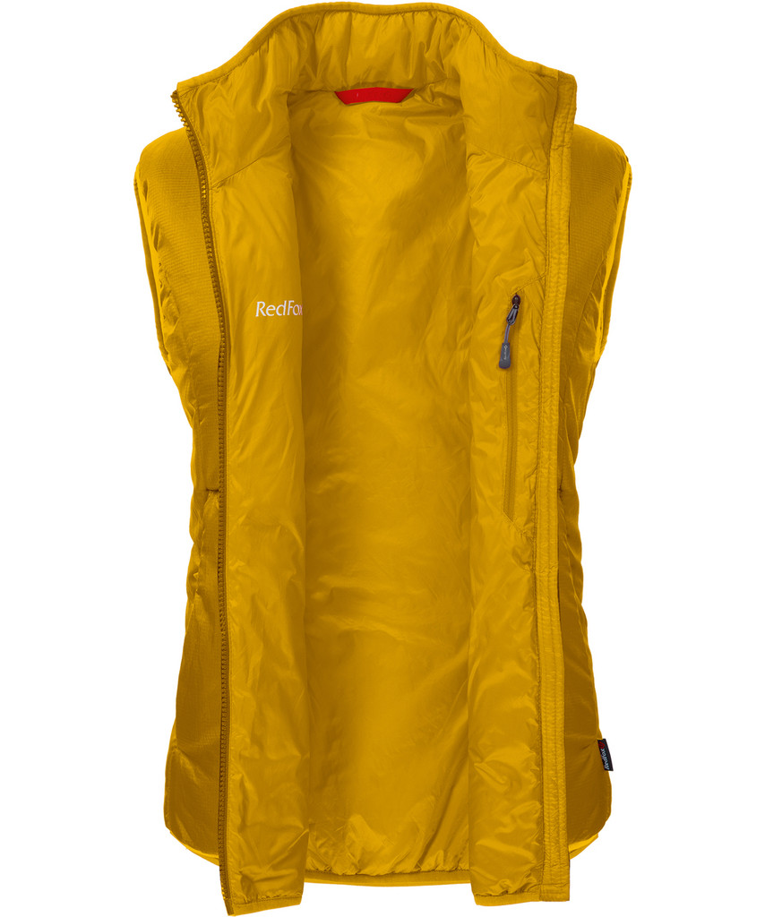Insulated Vest Focus women's