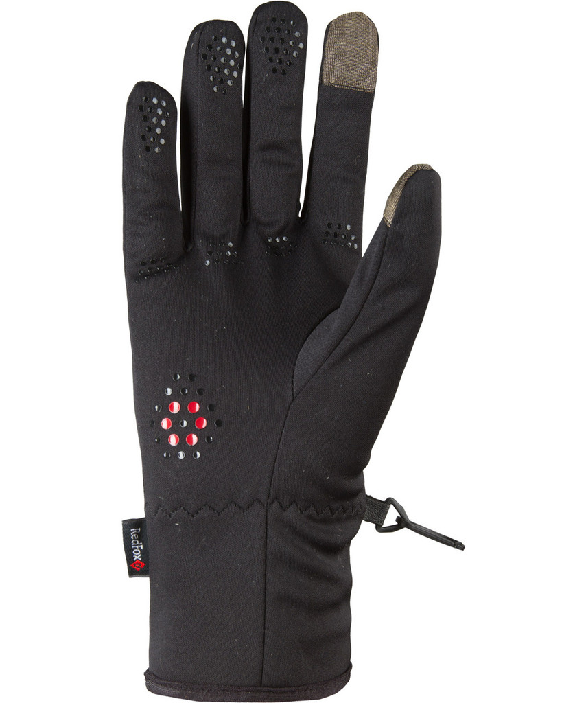 Stretch waterproof gloves