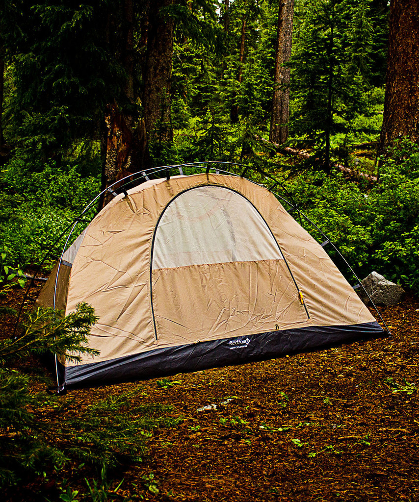 Light Cycle Fox V2 Tent