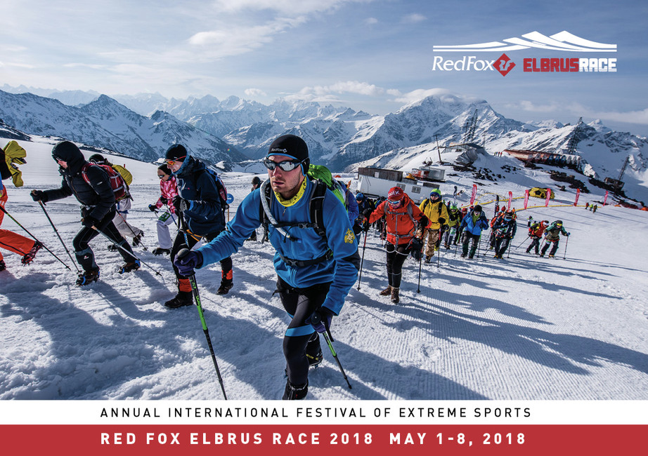 10th Anniversary Red Fox Elbrus Race