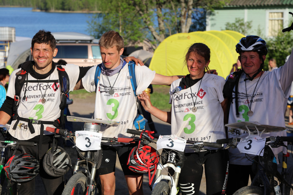 Interview with 2nd place winner of the AREC2017 - Seiklushunt Adventure Team (Estonia/Latvia)