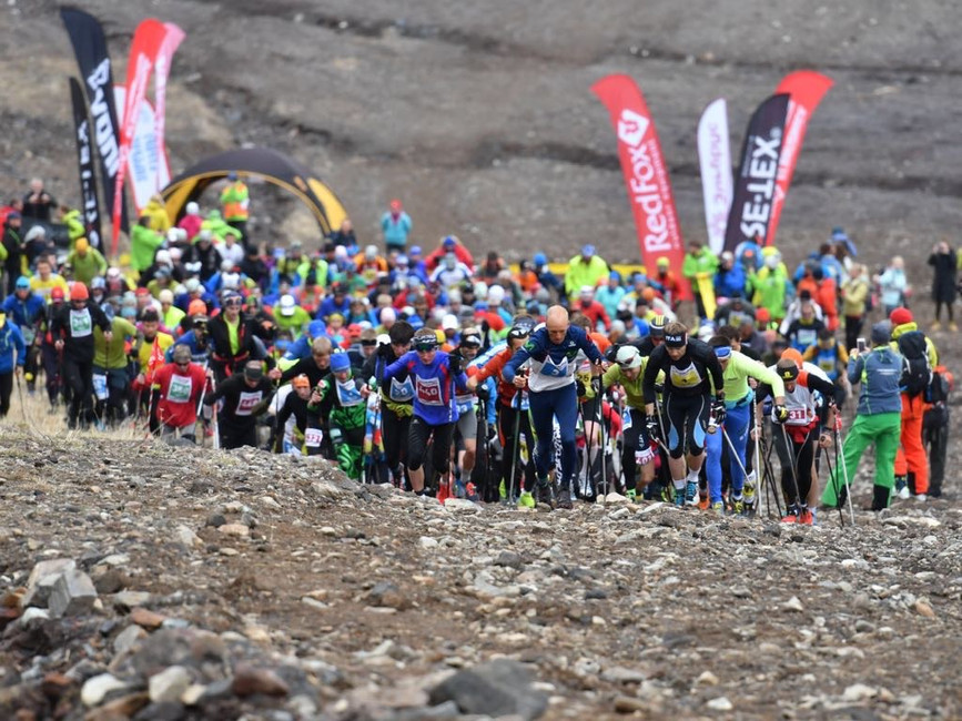 Leaders of the Vertical Kilometer® - Mt. Elbrus, 2450-3450 m