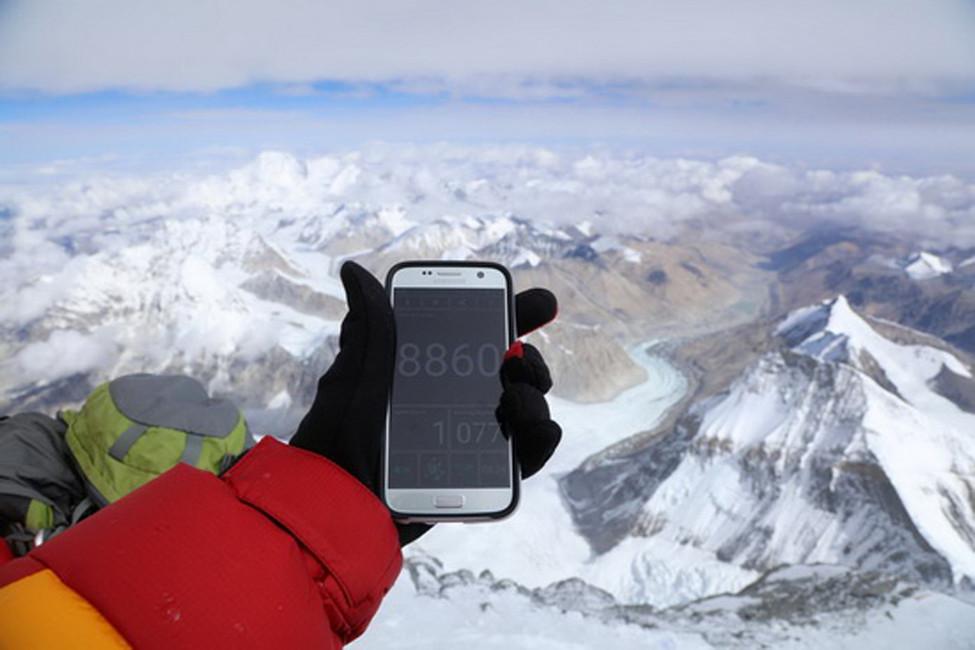 It's a big achievement to summit Mt. Everest…
