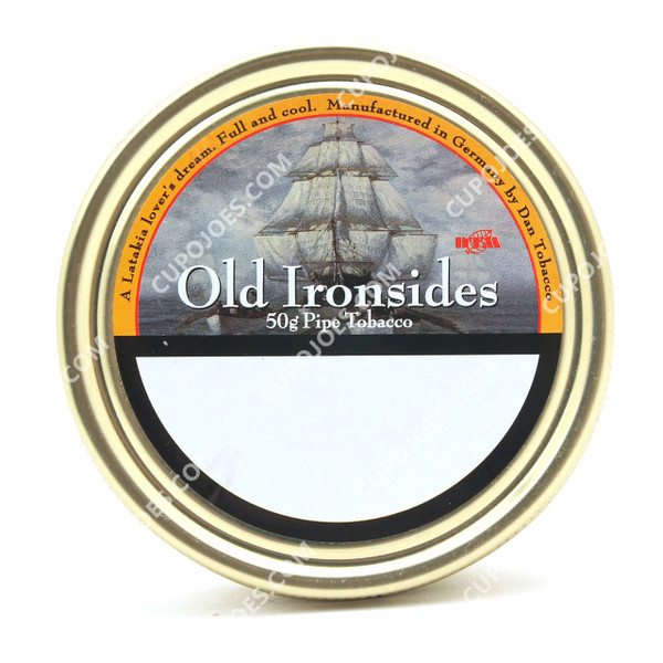 Dan Tobacco Old Ironsides 50g Tin