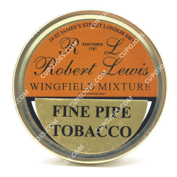 Robert Lewis Wingfield Mixture 50g Tin