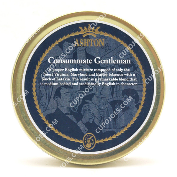 Ashton Consummate Gentleman 50g Tin