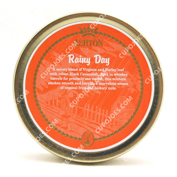 Ashton Rainy Day 50g Tin