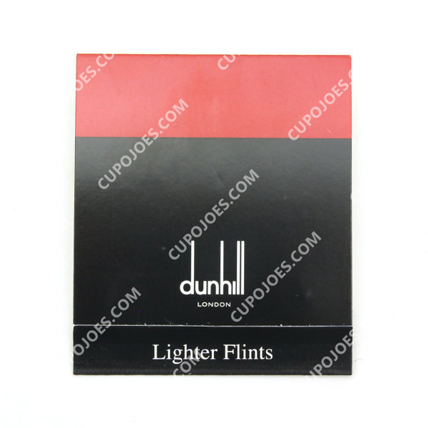 Dunhill Flints Red 9pk For Rollagas Only