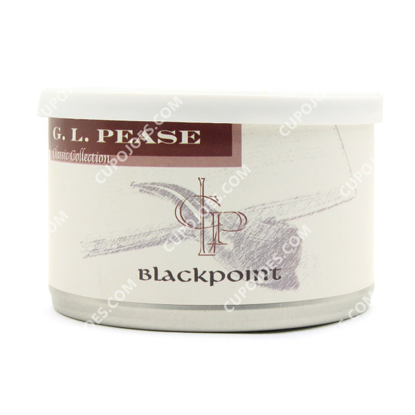 G.L. Pease Blackpoint 2 Oz Tin
