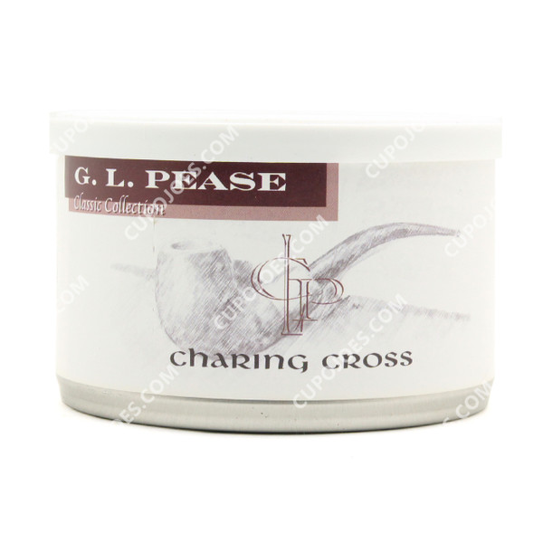 G.L. Pease Charing Cross 2 Oz Tin