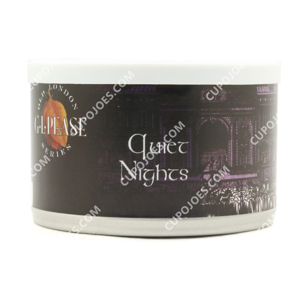G.L. Pease Quiet Nights 2 Oz Tin