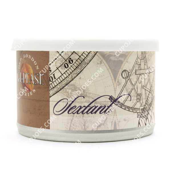 G.L. Pease Sextant 2 Oz Tin