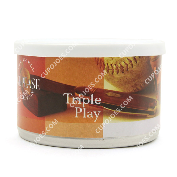 G.L. Pease Triple Play 2 Oz. Tin