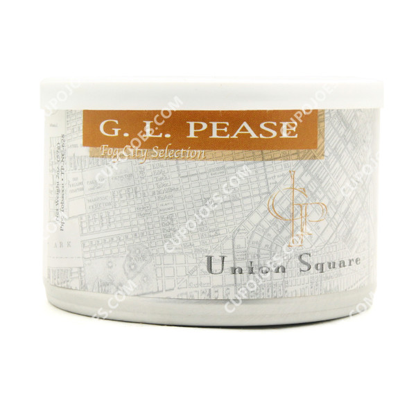 G.L. Pease Union Square 2 Oz Tin