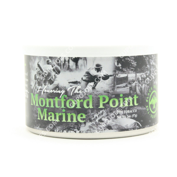 Cornell & Diehl Montford Point Marine 2 0z Tin
