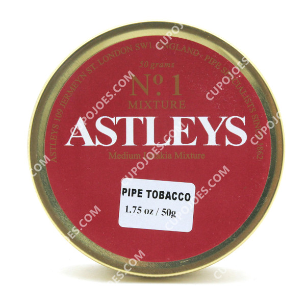 Astleys No. 1 50g Tin