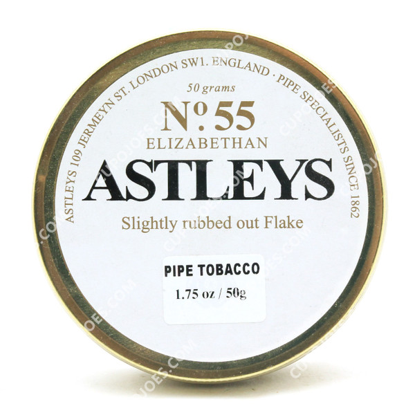 Astleys No. 55 Elizabethan Flake 50g Tin