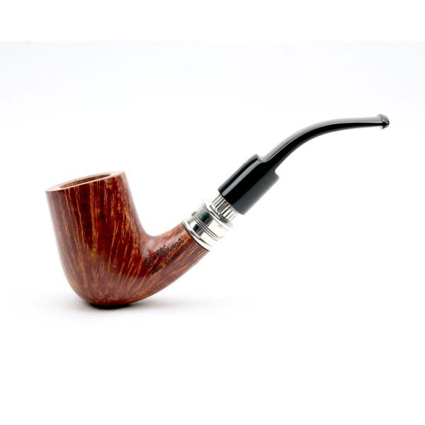 Luigi Viprati 2-Clover Handmade Pipe #2QJA