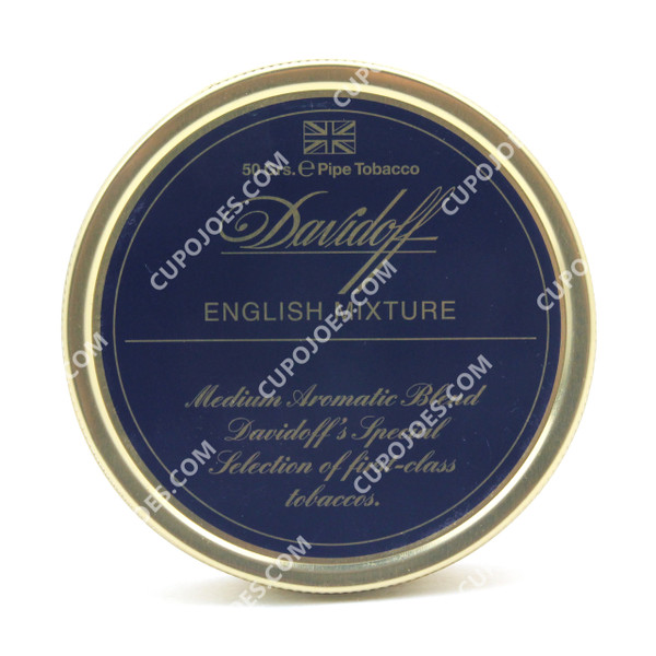 Davidoff English Mixture 50g Tin