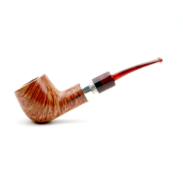 Luigi Viprati VIP 9mm Filter Handmade Pipe #VIP36 Convertible to Non-Filter
