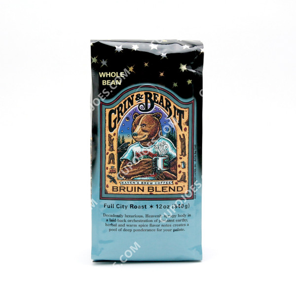 Raven's Brew Coffee Bruin Blend 12 Oz.